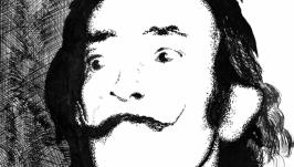 Мэтр Salvador Dali  Master Salvador Dali