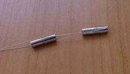 магнитный замок для шнуров