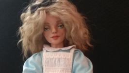 Интерьерная кукла Алиса в стране чудес