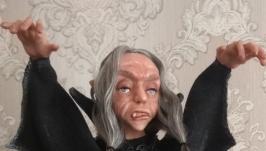 Интерьерная кукла Вампир