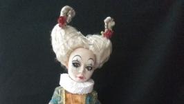 Интерьерная кукла. Будуарная кукла Манон.