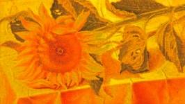 Подсолнух  The Sunflower