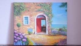 Картина маслом Provence