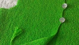 Жилетка Молодо-зелено