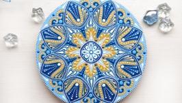 декоративная тарелка ′Azulejo′
