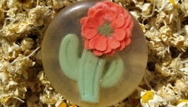 Мыло Цветущий кактус
