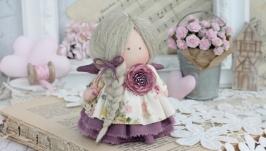 Кукла текстильная-ангел.