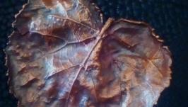 брошь - зажим ′Осенний поцелуй′