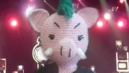 Игрушка Панк Свинья