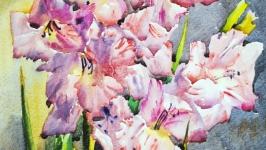 ′Летние цветы - гладиолусы!′