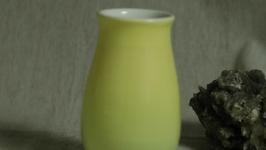 Керамическая ваза 13 см для цветов Цветочная ваза