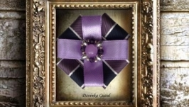 Brooch Order Necktie Bowtie handmade jewelery gift present stylish trendy