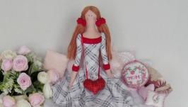Фея домашнего очага 48см кукла в стиле Тильда