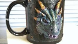 Чашка хамелеон ′Дракон′