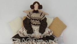 Кукла Тильда 48см Анабель