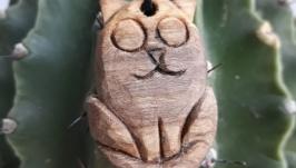 Pendant ′Cat′