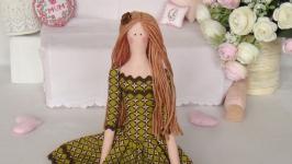 Кукла Тильда 48см Оливия