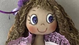 Лялька тримач туалетного паперу