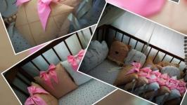 Борти в дитяче ліжечко