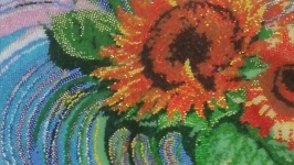 Painting 'Solar Fantasy'