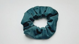 Резинка для волос из эко-замши