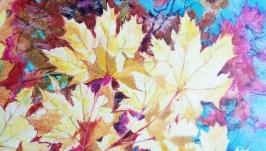 Large wall art painting Modern botanical art Botanic painting′Tree of Life′