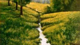 Ручей  The Stream