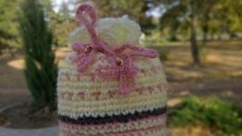 Нежная подарочная сумочка для всяких приятных мелочей и хранения полезного