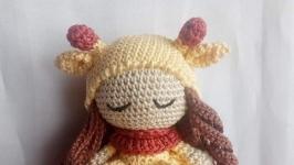 Куколка жирафик.