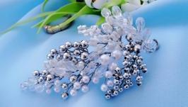 Wedding Hair Vine for Bride  Hair Accessory Wedding of bridal hair accesso