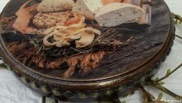 Сырная дощечка ′Брутальная′
