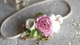 Квіткові повязки для волося