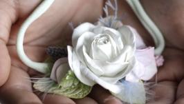 Квіткові повязки для малечі