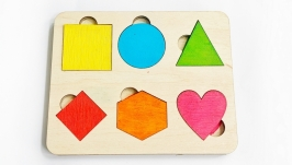 Children′s puzzle,sorter,name gift for a child,montessori,educational games