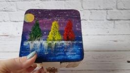 Шкатулка ′Сказочный лес′