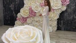 Шикарная гигантская роза для фотосессии!