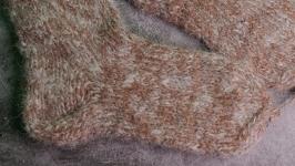Dog wool socks