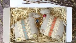 Набор пасхальный ′Овечки′  в коробке №2
