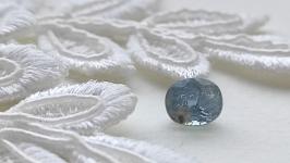 Green sapphire - jewelry insert