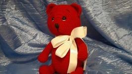 Вишнёвый Мишка   красный медведь
