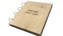 Альбом для пивных крышек CAPSBOARD UKRAINE
