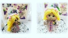 Коллекционная кукла Украиночка.