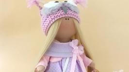 Кукла тильда. Красивая кукла. Лялька. Тільда. Кукла текстильная.