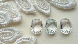 Blue topaz - pendants