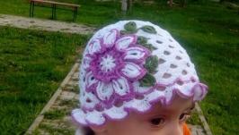 Летняя шапочка ′Веснянка′