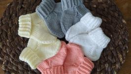 Носки для малышей (Набор 2 пары)