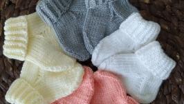Носки для малышей (Набор 3 пары)