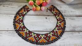 Намисто до вишиванки  Українське намисто
