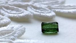 Green Tourmaline - jewelry insert