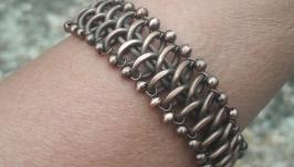 Медный браслет ′Сизам′